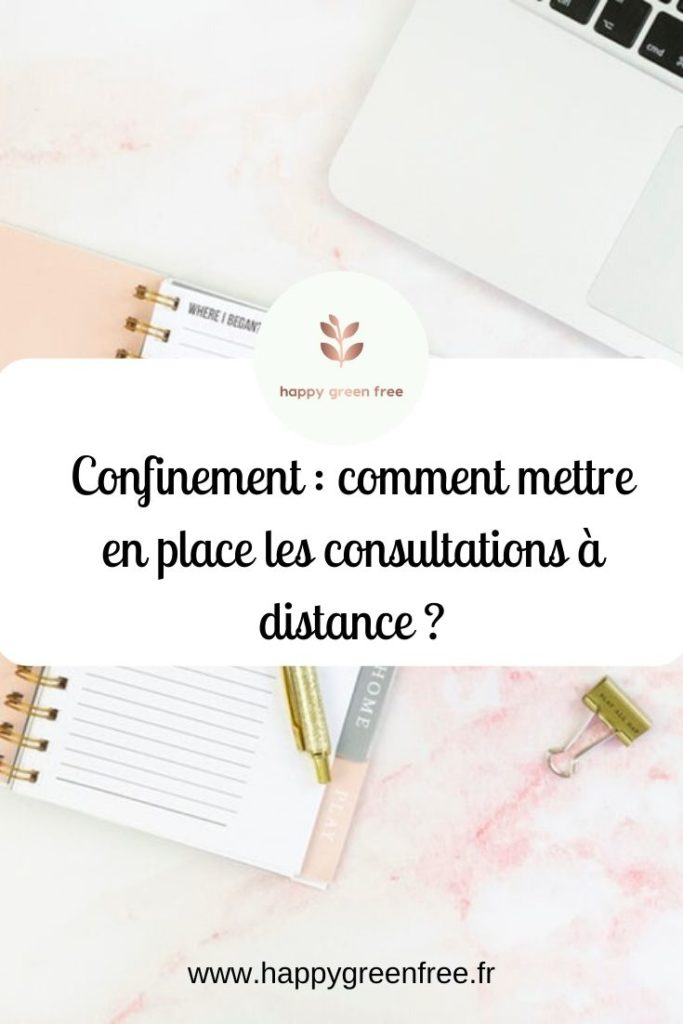 comment mettre en place les consultations à distances