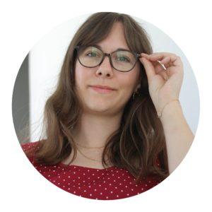 Aurélie Nussbaumer, psychologue, hypnothérapeute, formatrice, podcasteuse et auteure