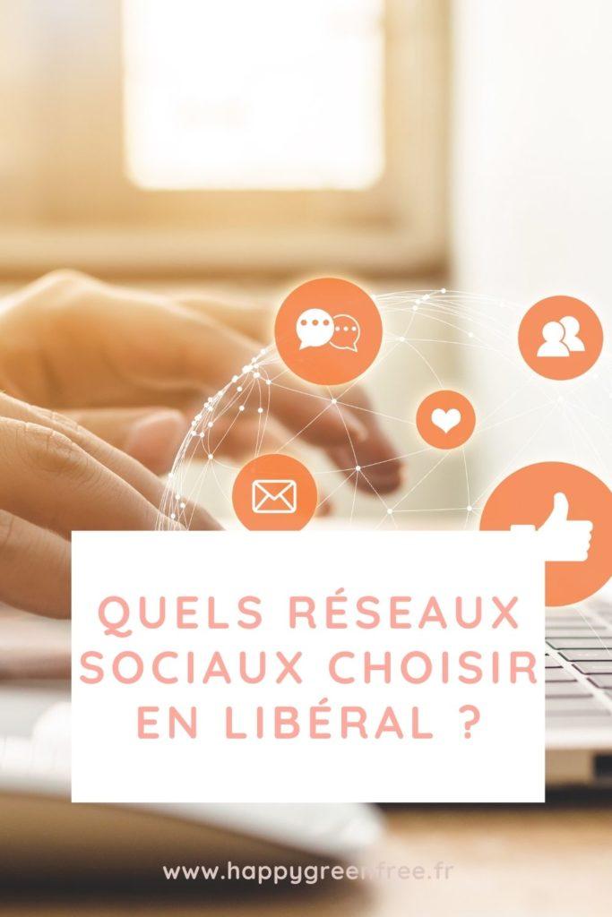Quel réseau sociaux choisir en libéral