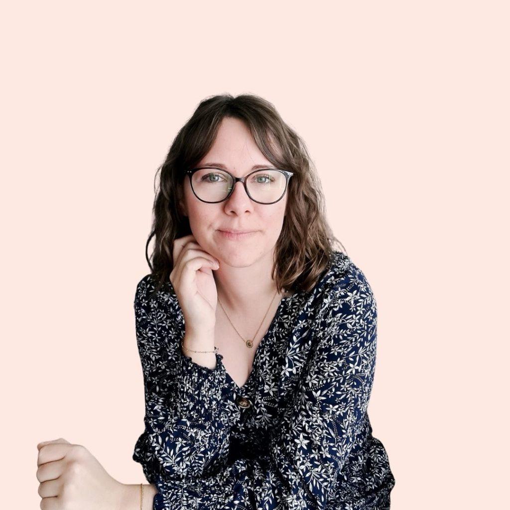 Aurélie psychologue entrepreneure