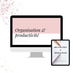 formation organisation productivité