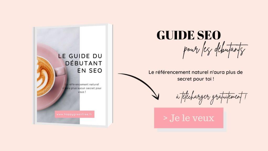 Guide SEO offert